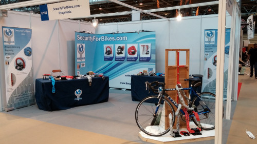 Pragmasis Exhibiting at the NEC Cycle Show