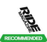 RiDE Magazine Recommended Product