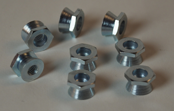 Shear Nuts Only, Set of 8 - M8