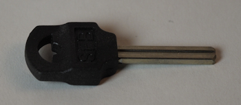 RoundLock/DIB D-Lock Key Blank