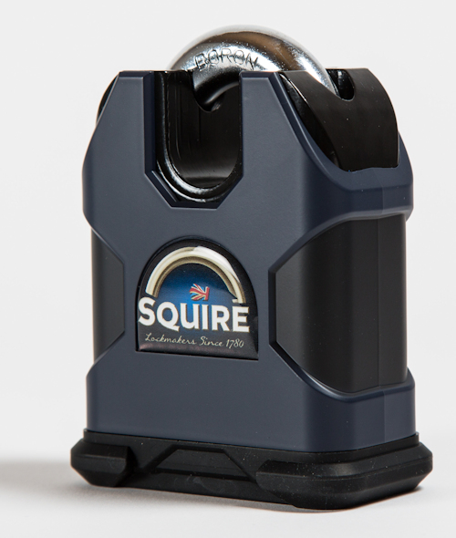 Squire SS80CS Stronghold Padlock with R1 Restricted Cylinder