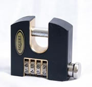 Squire SHCB65 Recodable Combination Padlock
